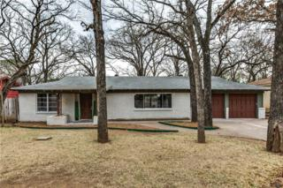 625 Oakwood Avenue, Hurst, TX 76053 (MLS #13541695) :: Van Poole Properties