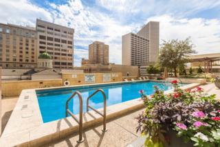 500 Throckmorton Street #1405, Fort Worth, TX 76102 (MLS #13541836) :: The Mitchell Group