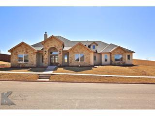 3717 Noble Ranch Road, Abilene, TX 79606 (MLS #13542445) :: The Harbin Properties Team