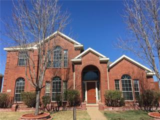 5412 Norris Drive, The Colony, TX 75056 (MLS #13542487) :: The Cheney Group