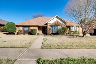 721 Saddlebrook Drive S, Bedford, TX 76021 (MLS #13543089) :: The Mitchell Group