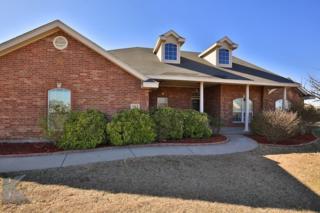 181 Sugar Biscuit Lane, Abilene, TX 79602 (MLS #13543641) :: The Harbin Properties Team