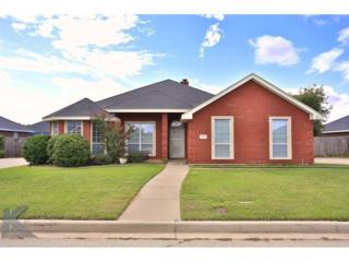 5425 Willow View Road, Abilene, TX 79606 (MLS #13543829) :: The Harbin Properties Team