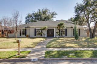 327 High Brook Drive, Richardson, TX 75080 (MLS #13544483) :: The Mitchell Group