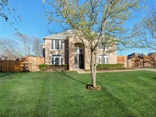 1046 Oak Valley Court, Keller, TX 76248 (MLS #13545341) :: The Mitchell Group