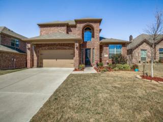 521 Sky View Court, Burleson, TX 76028 (MLS #13545574) :: The Mitchell Group