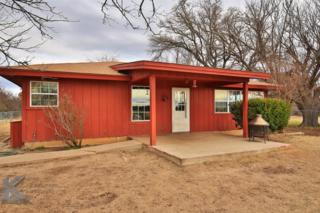 3454 Private Road 2588, Clyde, TX 79510 (MLS #13548144) :: The Harbin Properties Team