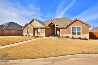 6410 Milestone Drive, Abilene, TX 79606 (MLS #13549483) :: The Harbin Properties Team