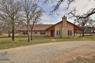 6739 Cr 110, Clyde, TX 79510 (MLS #13551144) :: The Harbin Properties Team