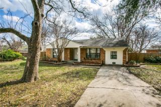 2812 Crest Ridge Drive, Dallas, TX 75228 (MLS #13552084) :: Van Poole Properties