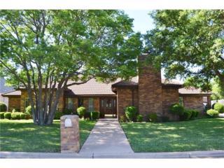 45 Pinehurst Street, Abilene, TX 79606 (MLS #13553505) :: The Harbin Properties Team