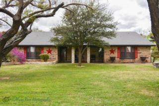 110 County Road 336, Tuscola, TX 79562 (MLS #13554147) :: The Harbin Properties Team