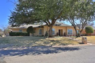 1 Fairway Oaks Boulevard, Abilene, TX 79606 (MLS #13554331) :: The Harbin Properties Team