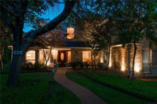 1024 Bancroft Road, Keller, TX 76248 (MLS #13560953) :: Team Hodnett