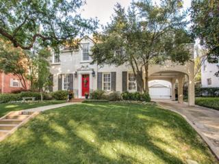 2425 Colonial Parkway, Fort Worth, TX 76109 (MLS #13565830) :: Exalt Realty