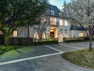 12 Robledo Drive, Dallas, TX 75230 (MLS #13566064) :: Exalt Realty