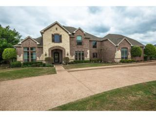 601 Clariden Ranch Road, Southlake, TX 76092 (MLS #13573792) :: The Mitchell Group