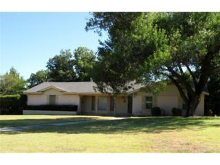 614 Oakpark Drive, Brownwood, TX 76801 (MLS #13579219) :: The Harbin Properties Team
