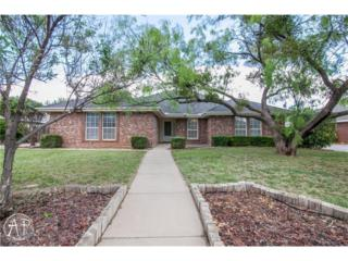5358 Willow Ridge Road, Abilene, TX 79606 (MLS #13581592) :: The Harbin Properties Team