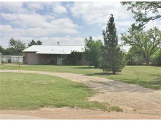 515 Avenue N, Anson, TX 79501 (MLS #13581714) :: The Harbin Properties Team