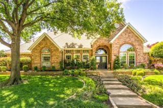 5802 Montford Drive, Colleyville, TX 76034 (MLS #13586864) :: Team Hodnett