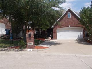 305 Valiant Drive, Rockwall, TX 75032 (MLS #13601782) :: Exalt Realty
