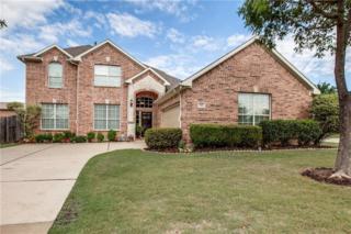 312 Granite Falls Drive, Keller, TX 76248 (MLS #13606027) :: The Mitchell Group