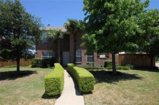8010 Starboard Street, Frisco, TX 75035 (MLS #13607423) :: The Cheney Group