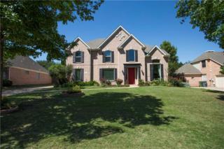 712 Ashleigh Lane, Southlake, TX 76092 (MLS #13607938) :: The Mitchell Group