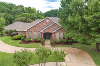 3801 Shady Meadow Drive, Grapevine, TX 76051 (MLS #13608052) :: The Mitchell Group