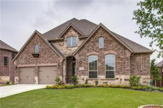 381 Evening Sun Drive, Prosper, TX 75078 (MLS #13608370) :: The Cheney Group