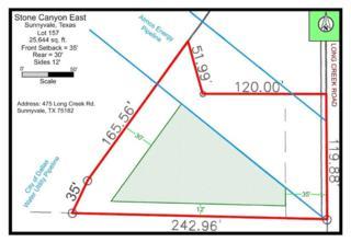 157 Long Creek Road, Sunnyvale, TX 75149 (MLS #13608456) :: Exalt Realty