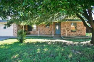 1405 Nottingham, Kaufman, TX 75142 (MLS #13609143) :: MLux Properties