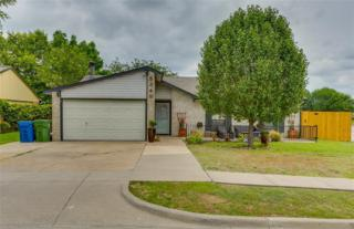 5349 Knox Drive, The Colony, TX 75056 (MLS #13609457) :: The Cheney Group