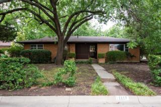 1117 Linden Drive, Denton, TX 76201 (MLS #13609560) :: MLux Properties