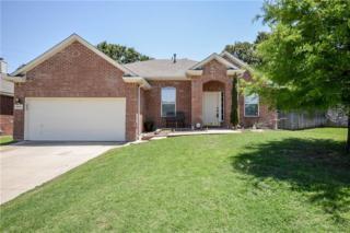 8016 Montecito Drive, Denton, TX 76210 (MLS #13609640) :: MLux Properties