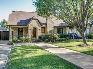 5842 Mercedes Avenue, Dallas, TX 75206 (MLS #13610244) :: MLux Properties
