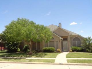 2706 Basswood Drive, Rowlett, TX 75089 (MLS #13610338) :: Exalt Realty