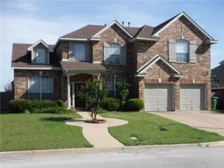 828 Forest Hollow Drive, Hurst, TX 76053 (MLS #13610344) :: The Mitchell Group