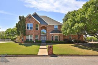 45 Cypress Point Street, Abilene, TX 79606 (MLS #13478118) :: The Harbin Properties Team