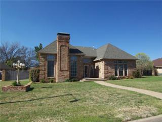 92 Glen Abbey Street, Abilene, TX 79606 (MLS #13526495) :: The Harbin Properties Team