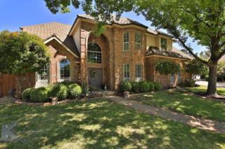 25 Cherry Hills E, Abilene, TX 79606 (MLS #13568873) :: The Harbin Properties Team