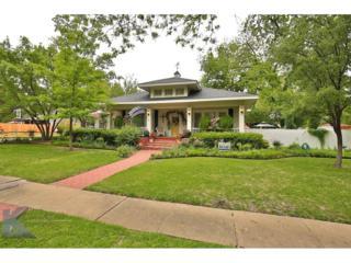 874 Amarillo Street, Abilene, TX 79602 (MLS #13578261) :: The Harbin Properties Team