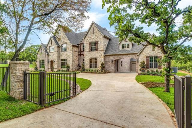 1119 Mount Gilead Road, Keller, TX 76262 (MLS #13739165) :: The Real Estate Station