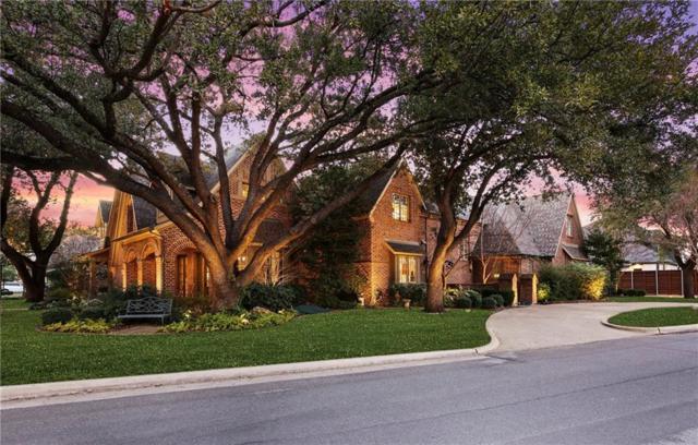 5771 Preston Haven Drive, Dallas, TX 75230 (MLS #14037142) :: The Mitchell Group