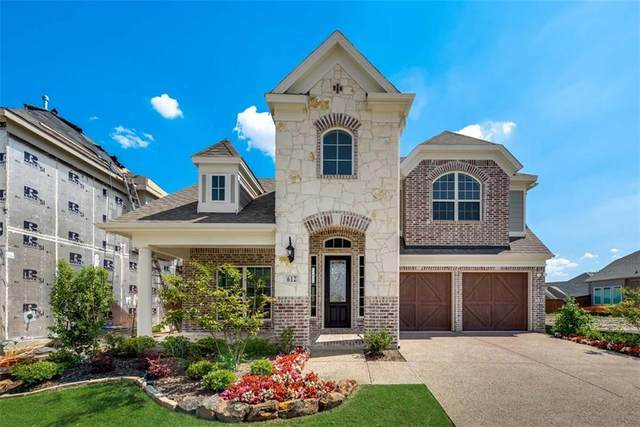 612 Oglethorpe Lane, Savannah, TX 76227 (MLS #14102672) :: Real Estate By Design