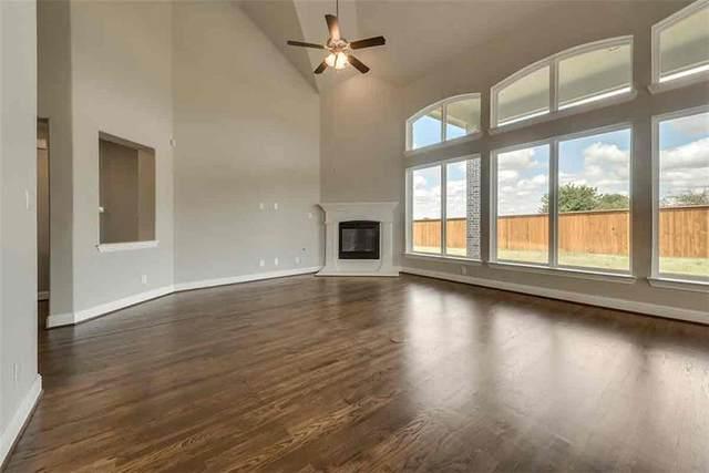 13842 Fernando Road, Frisco, TX 75035 (MLS #14190697) :: The Kimberly Davis Group