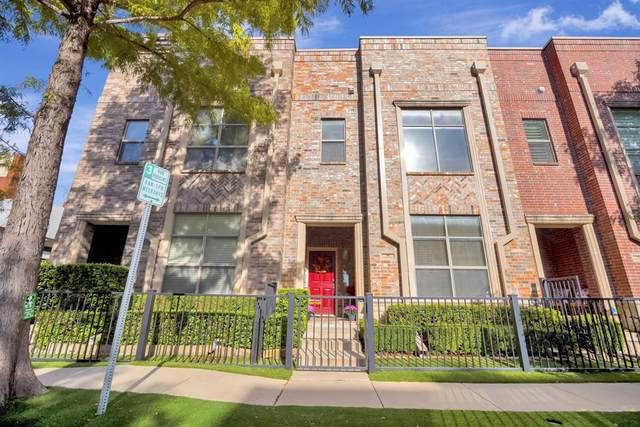 701 E 1st Street, Fort Worth, TX 76102 (MLS #14466911) :: The Mitchell Group
