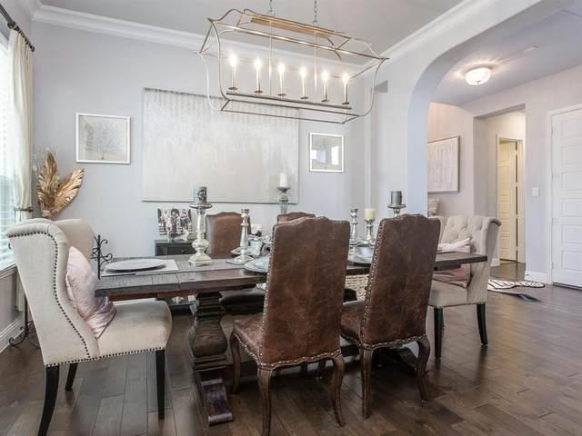 13821 Parkline Way, Aledo, TX 76008 (MLS #14528950) :: Real Estate By Design