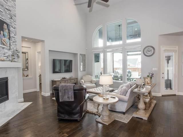 13821 Parkline Way, Aledo, TX 76008 (MLS #14528950) :: Wood Real Estate Group